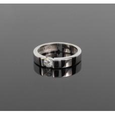 """Золотое кольцо с бриллиантом """"Альбина"""""""