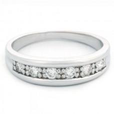 "Золотое кольцо с бриллиантами ""Астра"""