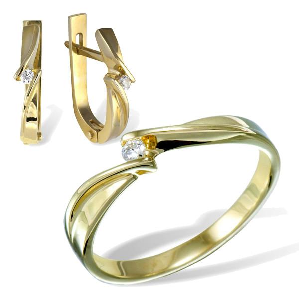 Золотые крестики женские с бриллиантами