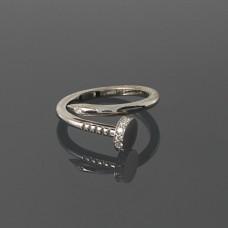 """Золотое кольцо с бриллиантами """"Нараяна"""""""