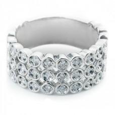 """Золотое кольцо с бриллиантами """"Венера"""""""